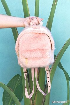 Forever 21 is the authority on fashion & the go-to retailer for the latest trends, styles & the hottest deals. Stylish Backpacks, Cute Backpacks, Shop Forever, Forever 21, High School Bags, Fur Pillow, Pillows, Cute Bags, Mini Backpack