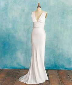 If You're Tall | How to determine which gown will fit and flatter you best.