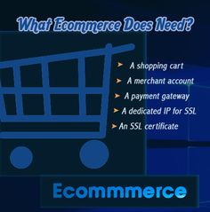 E-commerce hosting is a web hosting service which fulfills the requirements of e-commerce websites. E-commerce web hosting plans offer web hosting and with this it also offers software, tools, and other solutions for online merchants. E-commerce web hosting plans also known as business hosting plans allow merchants to track inventory, accept orders, create online catalogs, and secure payments for goods and services online.
