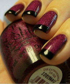 Sparkley plum .... Maybe for my halloween costume?