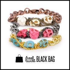 Micha Design Chain Bracelet from Little Black Bag