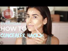 A Full Coverage Makeup Tutorial Hiding DARK CIRCLES! - YouTube
