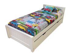 Awesome Beds 4 Kids - Coogee Single Trundle Bed, $699.00 (http://www.beds4kids.com.au/coogee-single-trundle-bed/)