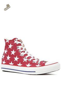 Converse The Chuck Taylor All Star Sneaker 11.5 Red - Converse chucks for women (*Amazon Partner-Link)