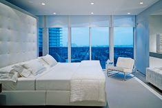 10 White Bedrooms Done Right