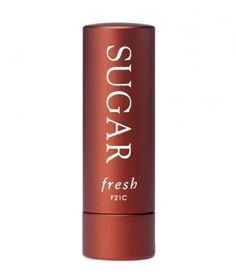 Fresh Sugar Lip Treatment SPF 15: Beloved among staffers and beauty editors, this balm's silky texture layers well under or over lipstick.