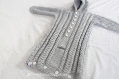 MomentsInLife ღ: Kjørepose strikket i Merino Extra Fine ♥