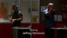 "Burn Notice 3x05 ""Signals and Codes"" - Michael Westen (Jeffrey Donovan) & Sam Axe (Bruce Campbell)"
