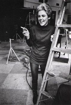 Edie Sedgwick in Andy Warhol's silver Factory, mid-1960's. May her ever-youthful and inspiring spirit rest in peace.