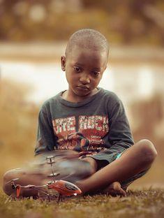 El fotógrafo jamaicano que retrata lo que los niños pueden enseñarnos sobre la vida (FOTOS)