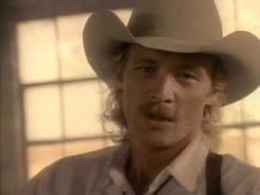 Alan Jackson - Blue Blooded Woman.