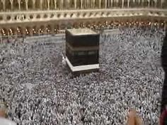 Inside Mecca, view of Kaaba - YouTube The Kaaba. Mecca, Saudi Arabia. Islamic. Pre-Islamic monument; rededicated by Muhammad in 631–632 C.E.; multiple renovations. Granite masonry, covered with silk curtain and calligraphy in gold and silver-wrapped thread.