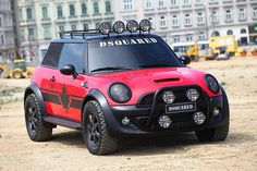 Mini Offroad..interesting haha