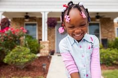 #FeelGoodFriday: Safe and stable housing is essential to the healthy growth and development of children.