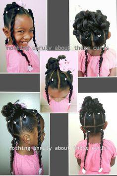 Kids Hairstyles On Pinterest Cornrows Cornrow And Kid