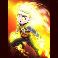 Firestorm by Lord Mesa