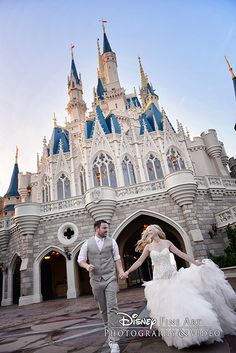 Run away to happily ever after with Disney's Fairy Tale Weddings & Honeymoons