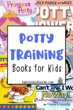 If you are wondering how to potty train your toddler, then check out these potty training books for kids that might make the process a bit easier! Best Children Books, Toddler Books, Childrens Books, Parenting Tips, Kids And Parenting, Practical Parenting, Potty Training Books, Training Tips, Nonfiction Books For Kids