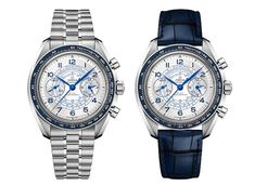 Omega - Speedmaster Chronoscope | Time and Watches | The watch blog Watch Blog, Omega Speedmaster, Sport Watches, Michael Kors Watch, Chronograph, Product Launch, Sporty, Steel, Accessories