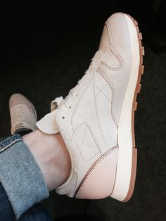 78f3d2b2fdeb96 Reebok Classic Leather Golden Neutrals  )
