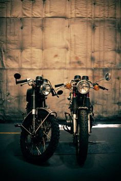 parked #motorcycles