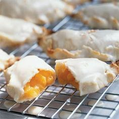Brandied Apricot-Peach Pies | MyRecipes.com