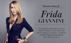 Frida Giannini - Gucci