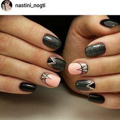 #beauty #beautiful #instagood #мкногти #girl #girls #stylish #маникюр #styles #дизайнногтей #nailart #art #photooftheday #маникюрдизайн #rosa #love #polish #nailpolish #nailswag #NailDesign