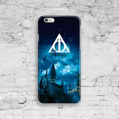 Harry Potter iPhone Case Quote iPhone 6 Case by ByKustomKase