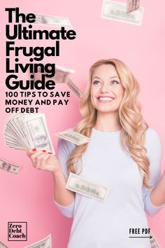 """Getting control of your money and getting out of debt can be two overwhelming steps in a challenging process. This list is meant to help you get the money-saving idea juices flowing. Once you're """"in the flow"""" it's much easier to organize your finances, get on a written budget and eliminate debt."""