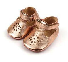 babyschoentjes lily tiny van Easy Peasy - superschattige baby schoentjes