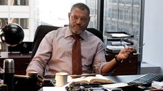 Laurence Fishburne Reveals That He's Working on a Secret Marvel Project