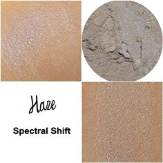 Haze Spectral Shift