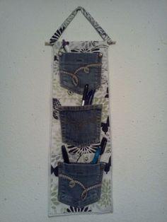 Repurposed Jean pockets