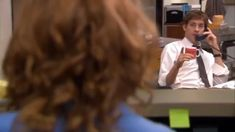 Pam The Office, Best Of The Office, The Office Show, Office Humour, Office Jokes, Funny Office, Funny Vid, Crazy Funny Memes, Funny Clips