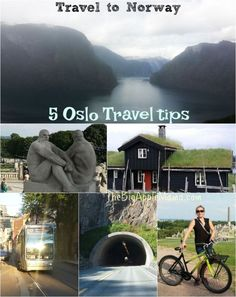 Travel to Norway: 5