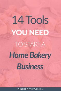 No, you do not need a kitchen helper mixer or a giant oven to start your Home Baker . - Home Bakery Business - Bread Bakery Business Plan, Baking Business, Catering Business, Business Planning, Business Ideas, Business Marketing, Home Baking, Baking Tips, Baking Blogs