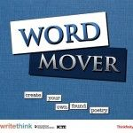Word Mover: magnetic poetry app  Free!