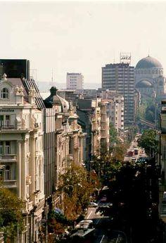 Beograd = Belgrade ~ Srbija = Serbia