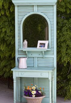 25 Diy Recycled Door And Window Projects