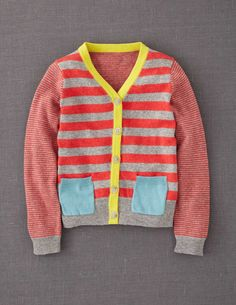 Hotchpotch Cardigan mini boden