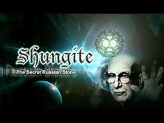 """Shungite - The Secret Russian Stone"""