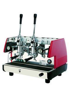 Machine à café expresso / à levier / professionnelle / manuelle BAR T - BAR T 2L…