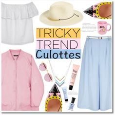 No 395:Chic Culottes (On Top of Top Set)