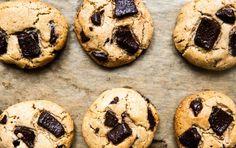 Po raz kolejny: ciasteczka z czekoladą - Rozkoszny Sugar, Cookies, Recipes, Food, Crack Crackers, Biscuits, Recipies, Essen, Meals