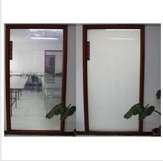Smart Glass For Meeting Rooms Or Executive Offices. Privacy When Needed. Part 33