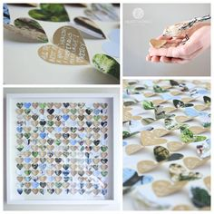 Wedding Guest Book Alternative Use Your Photos von CeladonHome