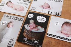 BABYBOOTH|新生児写真+ママケア+デザイン| 名入れデザインカード #newborn #newbornphoto #ニューボーンフォト #新生児写真
