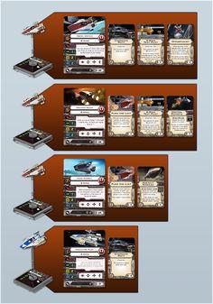 Fantasy Flight Games [News] - A More Versatile A-Wing