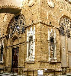 La lunga storia della Chiesa di Orsanmichele – Michelangelo Buonarroti è tornato Michelangelo, Florence, Barcelona Cathedral, Renaissance, Sculpture, Building, Travel, Museum, Viajes